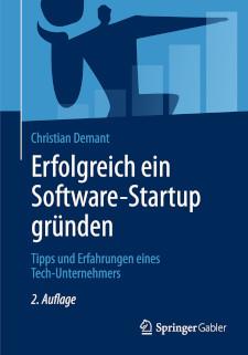 Cover Erfolgreich ein Software-Startup gründen